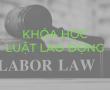 Khóa học Luật Lao động